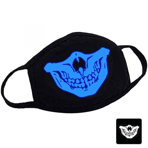 masque anti pollution masque anti bactéries motif fun