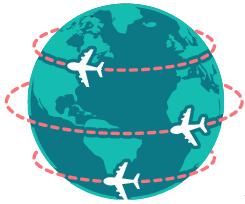 expédition accessoires sport partout dans le monde