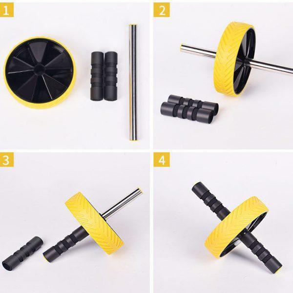 roue abdominale pour tracer vos abdos roue abdos